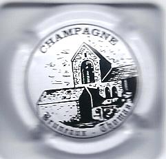 Capsule de champagne Denis  Macquart N°1 cuvée speciale Corse Doppen Verzamelingen