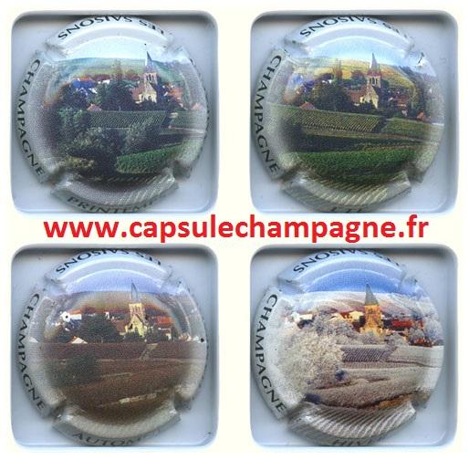 3. framboise et noir Capsule de champagne FREDESTEL