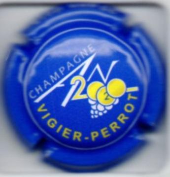 Capsule de champagne VIGIER PERROT CTR VERT N°31a